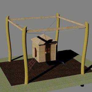 Spiel- und Baumhäuser